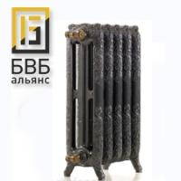 Радиатор чугунный, алюминиевый