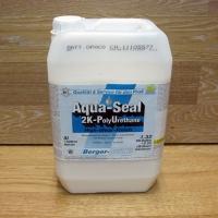 """Двухкомпонентный  лак на водной основе """"Berger Aqua-Seal 2K Berger-Seidle"""
