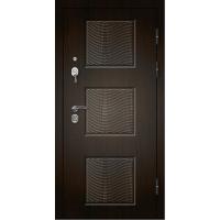 Входная дверь с тремя контурами уплотнения Цитадель Паллант