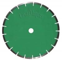 Алмазный отрезной сегментный круг  800х5,0