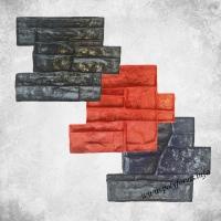 Штампы для бетона и штукатурки - Косогорка