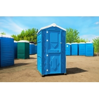 туалетные кабины  эконом
