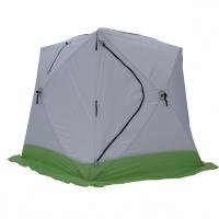 Палатка Куб 1,85х1,85х1,85, 2-х местная, 3-х слойная Уралзонт палатка Куб