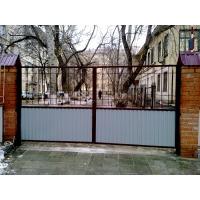 Ворота распашные ЗМК Аполло