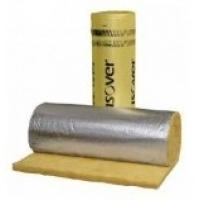 Теплоизоляция Isover Каркас М40 АЛ 50мм маты, фольг. 16,8м2