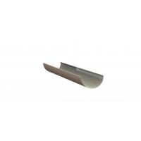 Желоб водосточный LINKOR, L=3 м (алюминий 1,2мм)  Диаметр 150мм