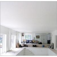 Сатиновый белый натяжной потолок (Бельгия)