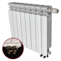 Радиаторы, отопление, батареи, нижняя подводка. РИФАР Ventil 500