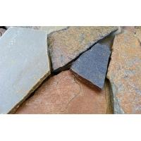 Серицит серецит натуральный природный камень плитняк  напрямую с карьера