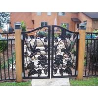 Ворота и заборы, ограждения Декор металл ЮГ