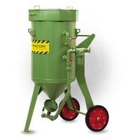Аппарат пескодробеструйный CONTRACOR DBS-200 (ДБС-200), 200 л