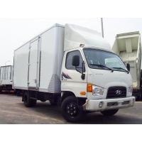 Изотермический фургон Hyundai HD78 (E-Mighty)
