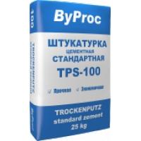 Штукатурка стандартная цементная ByProc