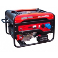 Бензиновый генератор GREEN-FIELD E8000PRO, счетчик моточасов GREEN-FIELD E8000PRO