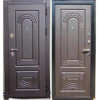 Дверь входная металлическая Дива МД 31 Венге