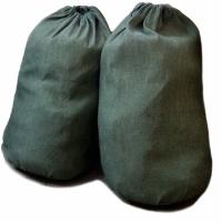 Мешки брезентовые