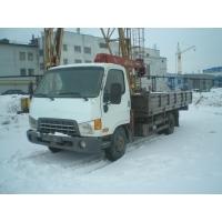 Автомобиль HYUNDA HD72 с кму UNIC-260K