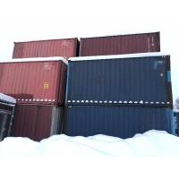 Продаются контейнеры 20 футов б/у.