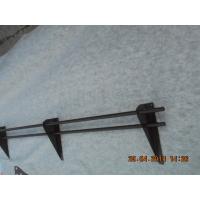 Снегозадержатель универсальный круглая труба, 3 метра, 4-е опоры