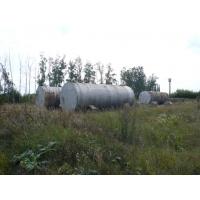 Резервуары горизонтальные стальные б у  РГС
