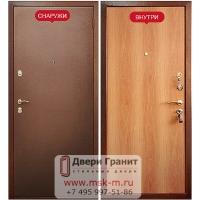 Стальные двери Двери Гранит М1
