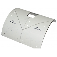 Защитные пластины Brinkmann DC 260/45 - оригинал