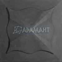 Крышка для столба «Медуза» (450 х 450 х 120), производитель Адамант
