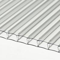 Листовые пластики: сотовый и монолитный поликарбонат, оргстекло