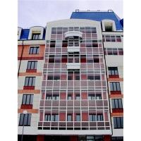 Алюминиевый профиль СИАЛ, балконы, окна, двери, витражи офисные СИАЛ