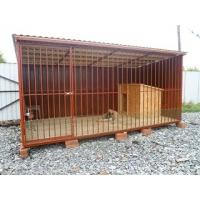 Вольер для собаки Eco-vip Страж