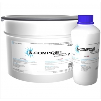 Полиуретановое покрытие S-COMPOSIT TOP-COAT