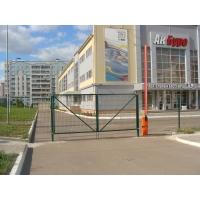 Ворота распашные a-fence