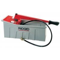 Опрессовщик (испытательный гидропресс) ручной Ridgid 1450