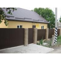 дом 100 кв. метр.в ст. Гостагаевская в 16 км. от г-к Анапа