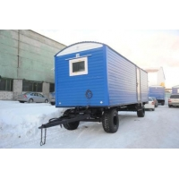 мобильные вагон-дома, вагончики, модульные здания