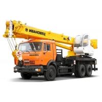 Автокран Камаз 65115(6х4) КС-45717К-1
