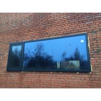 Алюминиевые двери Алютех W62 / C48