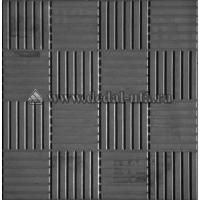 Тротуарная плитка Паркет (300x300x30), производитель Дедал