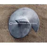 Литые наконечники для винтовых свай 250/73 Завод точных заготовок