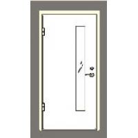 Двери противопожарные металлические Гефест ДМП-1