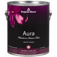 Американские краски  AURA Interior Matte Finish 522