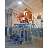 Строительное оборудование для производства шлакоблока и кирпича Мастек