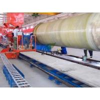 Оборудование для намотки стеклопластиковых резервуара и ёмкости