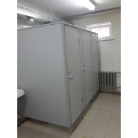 Туалетные кабины ALUTECH Сантехнические перегородки