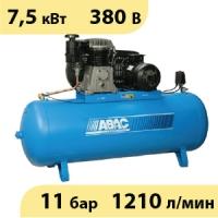 Масляный ременной двухступенчатый компрессор ABAC B7000/270 FT10