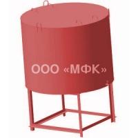 Баки, емкости для воды металлические