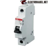 Автоматический выключатель ABB 1P 16А (C) 4,5kA (2CD