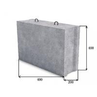 Бетонный фундаментный блок 4.4.2