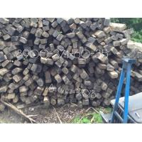 Деревянные шпалы бу