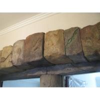 Декоративно ручная резьба. имитация камня